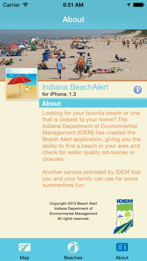 Beach Alert on the App Store