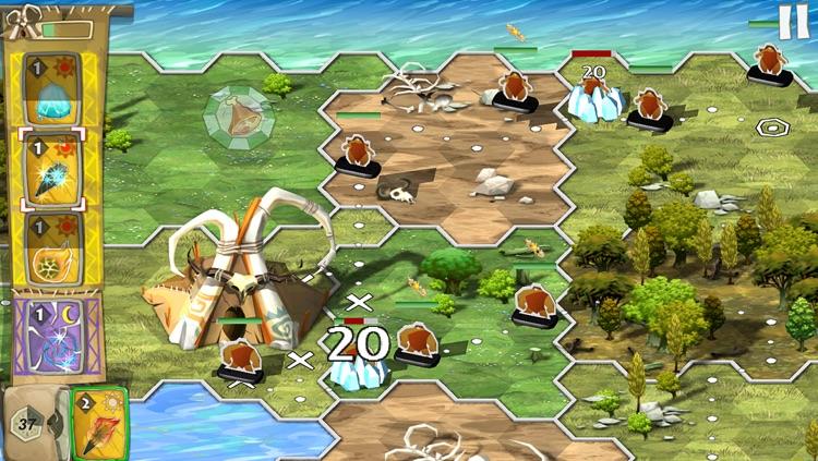 Caveman Wars screenshot-3