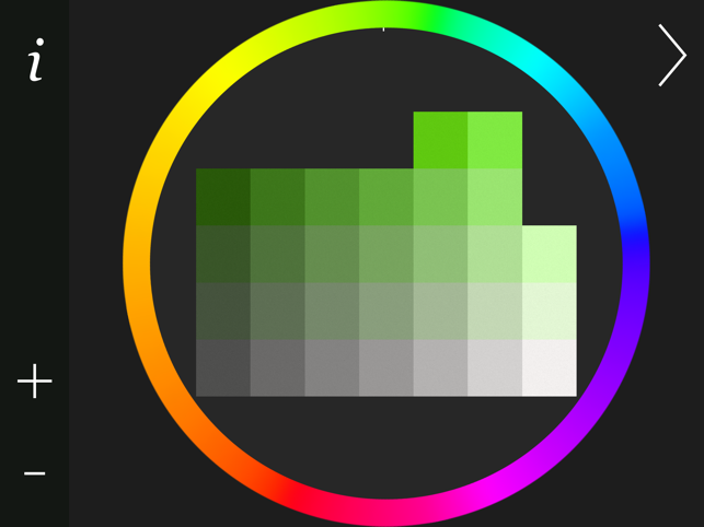 Color Practice Puzzles From Color Charts On The App Store