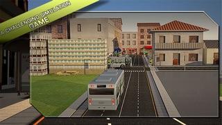 バスの運転手の3Dシミュレータ - エクストリーム駐車場の挑戦、ティーンや子供のための病みつき駐車場のおすすめ画像4