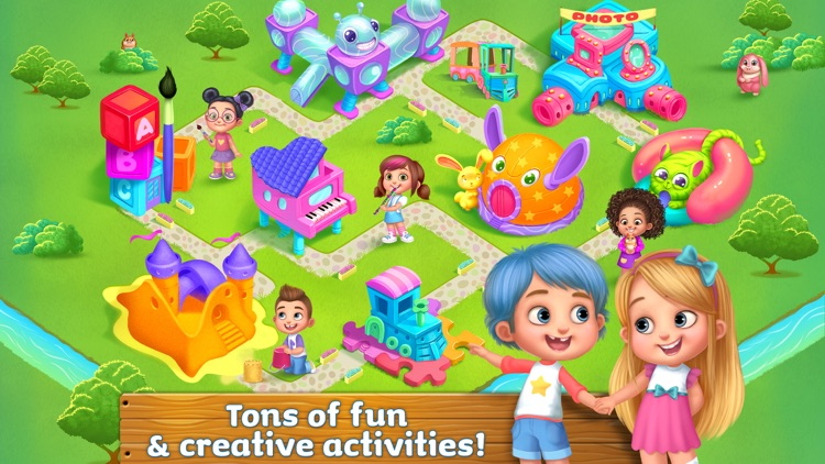 Kids Play Club - Fun Games & Activities