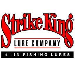 Strike King Fishing Log