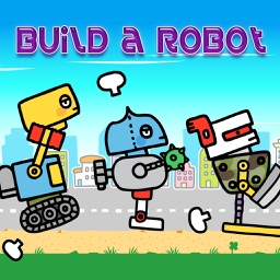 Let's enjoy in parent and child! Build a Robot Game!