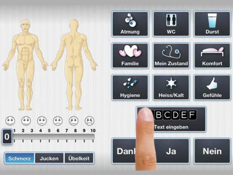 Patient Communicator by SCCM
