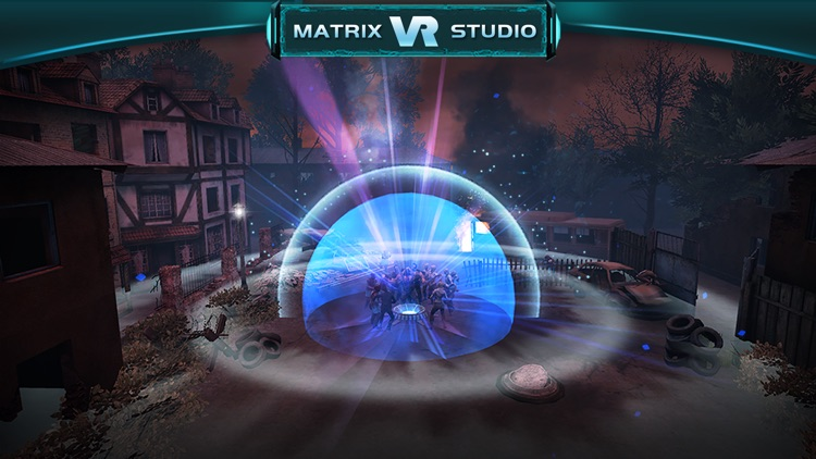 VR Shooter : zombie shooter for cardboard