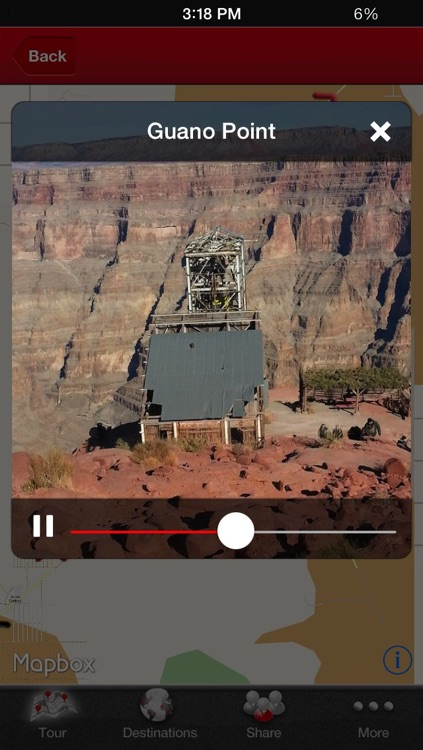 Grand Canyon West Rim from Las Vegas GPS Driving Tour