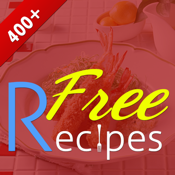 400+ Free Cooking Recipes (Cookbook) icon