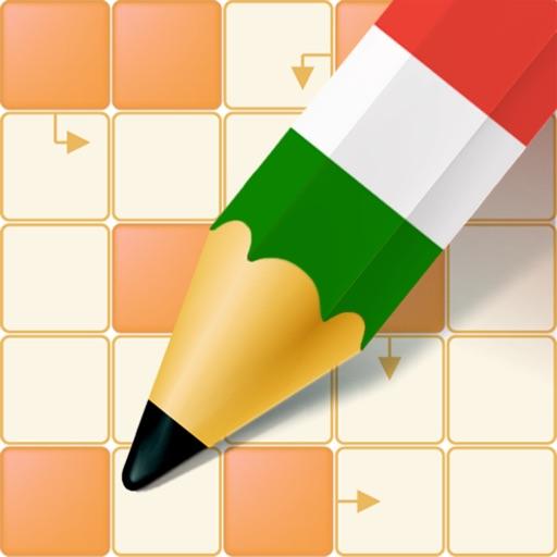 Italienisch lernen mit Kreuzworträtseln