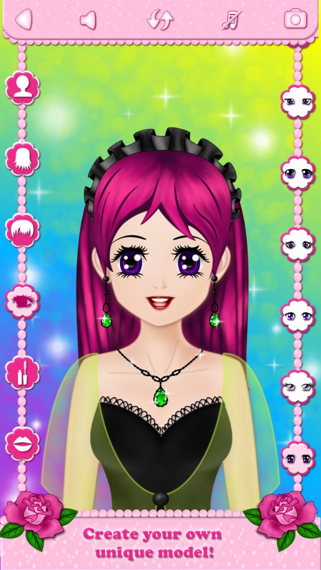 Fashion star dress up games for girls