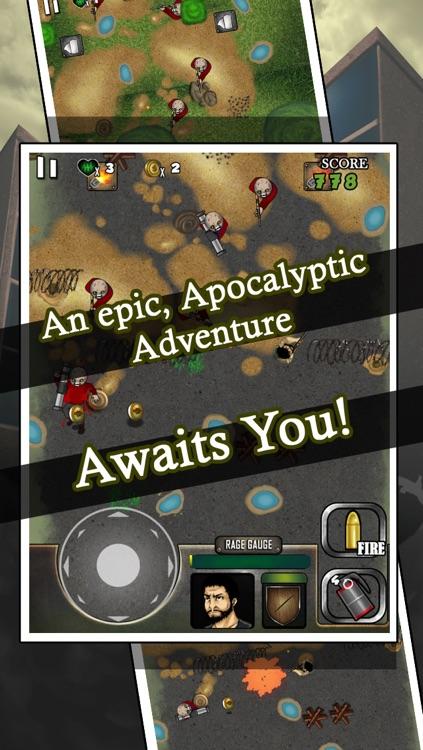 Zombie Apocalypse - Last Man Standing Free screenshot-3