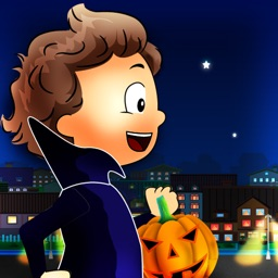Trick or Treat : The Halloween Night Out for Candies - Free Edition