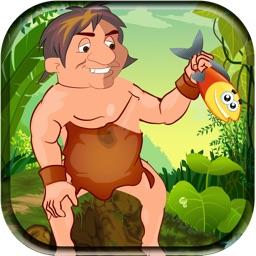 Caveman Challenge - Stone Age  Fishing Frenzy