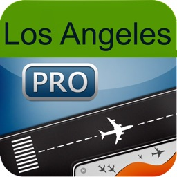 Los Angeles Airport HD + Flight Tracker Premium LAX