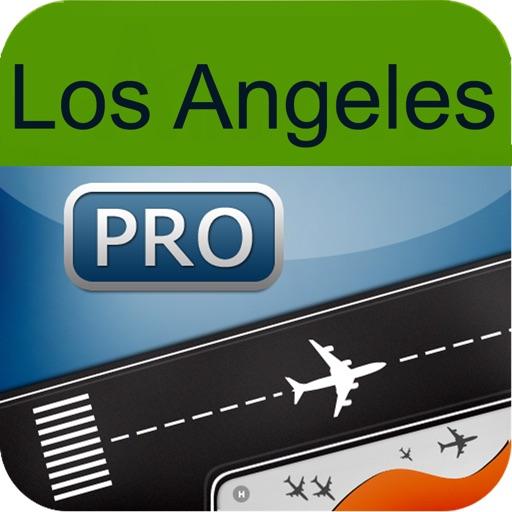 Los Angeles Airport HD + Flight Tracker Premium LAX