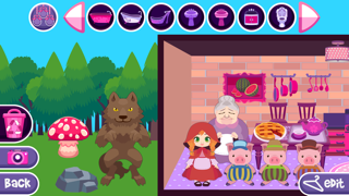 My Fairy Tale - Doll House & Princess Story Maker screenshot four