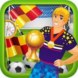 All Star World Football and Soccer Fans Dream Game - Advert Free Dress Up Game For Kids