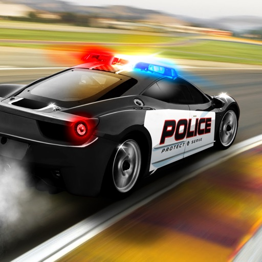 COPS - Police Racing Games icon
