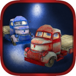 3D Rusty Truck Racing - Free Race Game for Boys and Girls