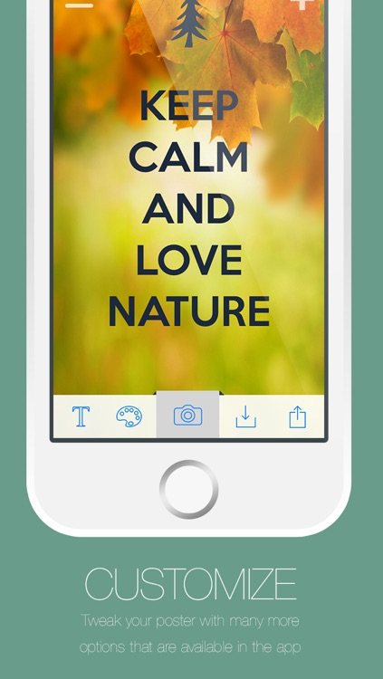 Keep Calm Poster Maker screenshot-3