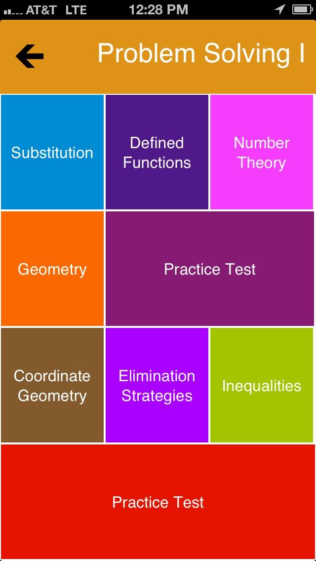 GMAT Practice Questions app image