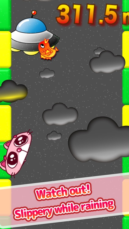 Kawaii Mew Mew Leap screenshot-3