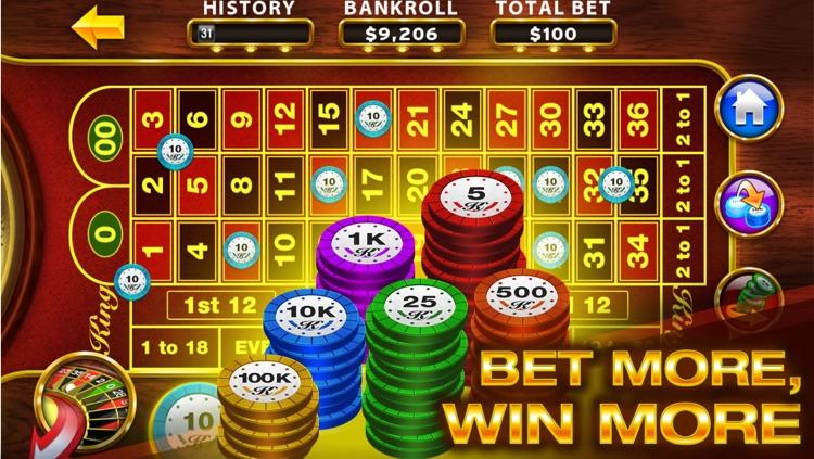 Roulette King screenshot-4