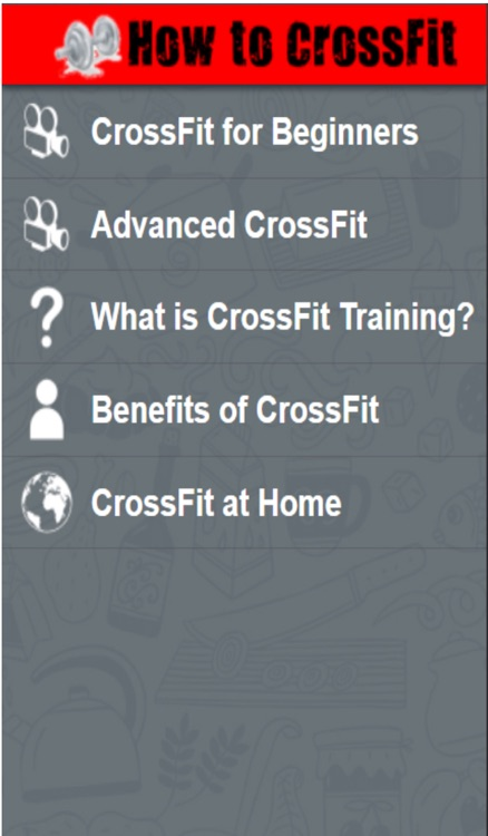 How to CrossFit+: Learn CrossFit Training The Easy Way screenshot-0
