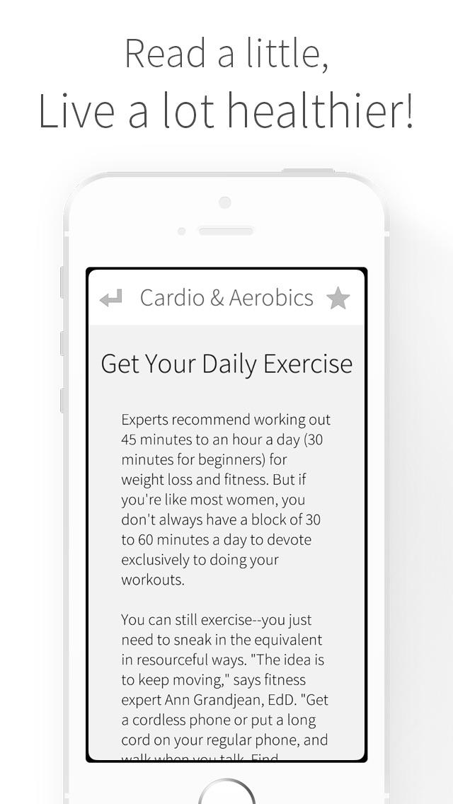 Cardio & Aerobics - Better Fitness, Body Health, Fast