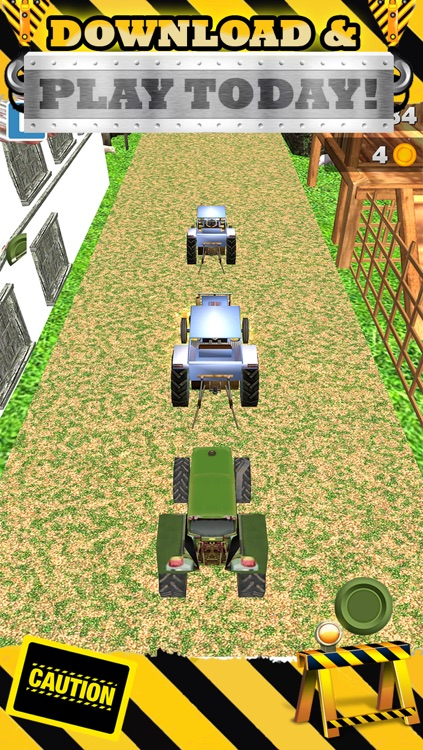 3D Tractor Racing Game By Top Farm Race Games For Awesome Boys And Kids FREE screenshot-4