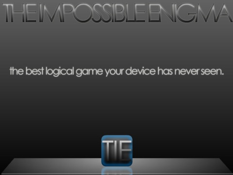 The Impossible Enigma - the best logical game your - náhled