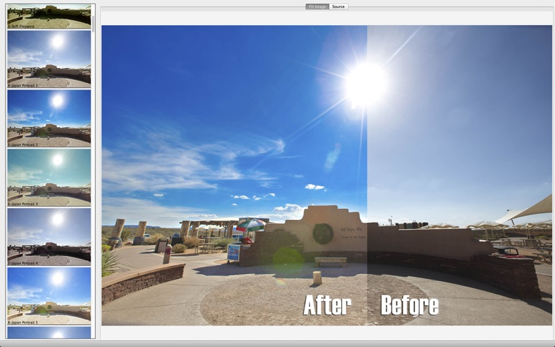 RAW HDR 101 Filters screenshot 5