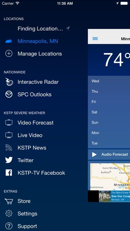 KSTP Weather Mpls-St. Paul screenshot-3