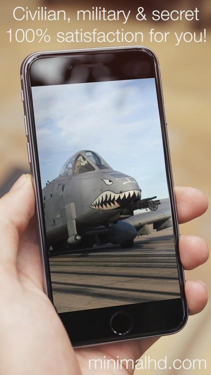 Planes Retina FREE screenshot-4