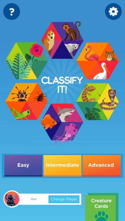 Classify It!