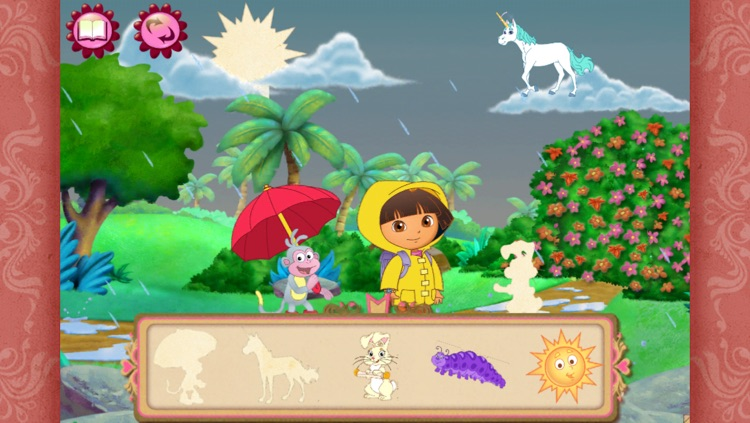 Dora's Enchanted Forest Adventure