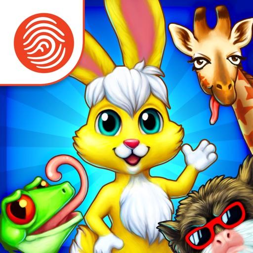 Wonder Bunny & Animal Friends - A Fingerprint Network App