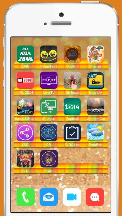 Theme Maker - Backgrounds For Home Screen screenshot-3