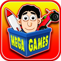 Games For Boys Mega Box