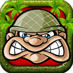 Bunker Battle Trooper Games - Jungle Army Commando Game