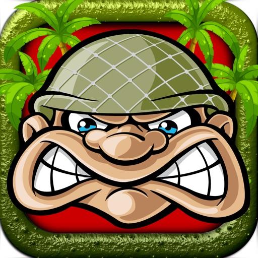 Bunker Battle Trooper Games - Jungle Army Commando Game
