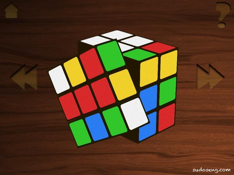 Cube Solver
