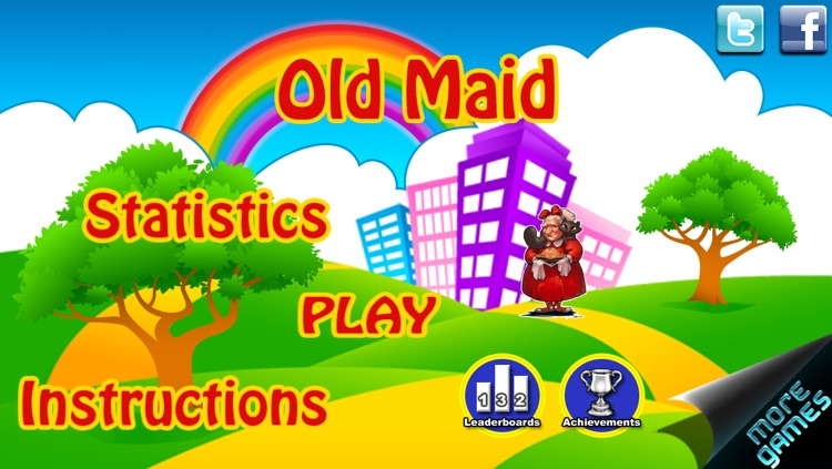 Old Maid screenshot-1