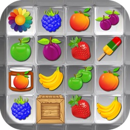 Fruit Drops - Match three puzzle game