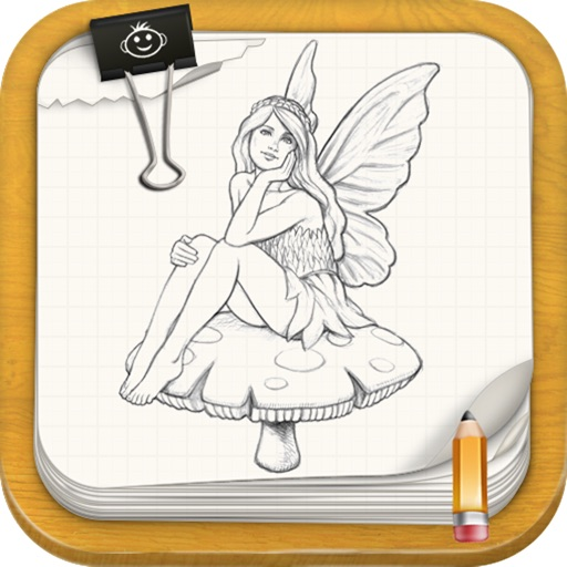 Learn To Draw : Fairies