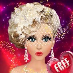 Wedding Bridal Makeup, Hairstyle & Dressing Up Free