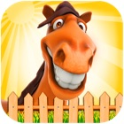 Farm Warehouse Free - One sweet day to stack and pick up the mini hay bales - HD version icon