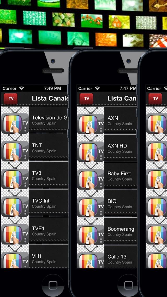 TV España-toda la TDT... screenshot1