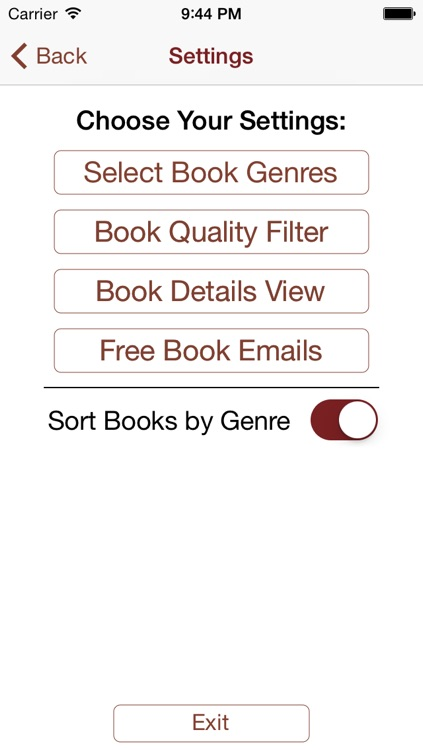 Free Books for Nook, Free Books for Nook HD screenshot-3
