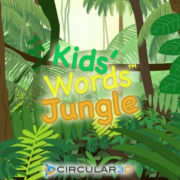 Kids' Words Jungle