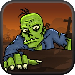 The Climbing Dead - A Battle of Zombies vs. Zombie Hunter